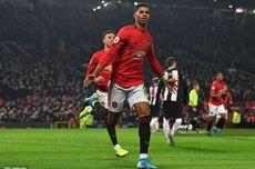 Marcus Rashford dan Catatan Gol Cristiano Ronaldo di Man United