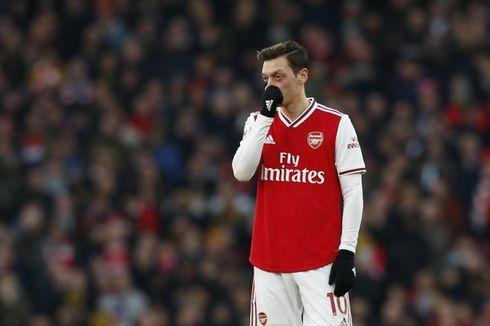 Karier Mesut Oezil sebagai Pesepak Bola Dianggap Sudah Tamat
