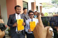 Jalan Prana Ditutup, Warga Sukabumi Gugat Presiden Rp 1