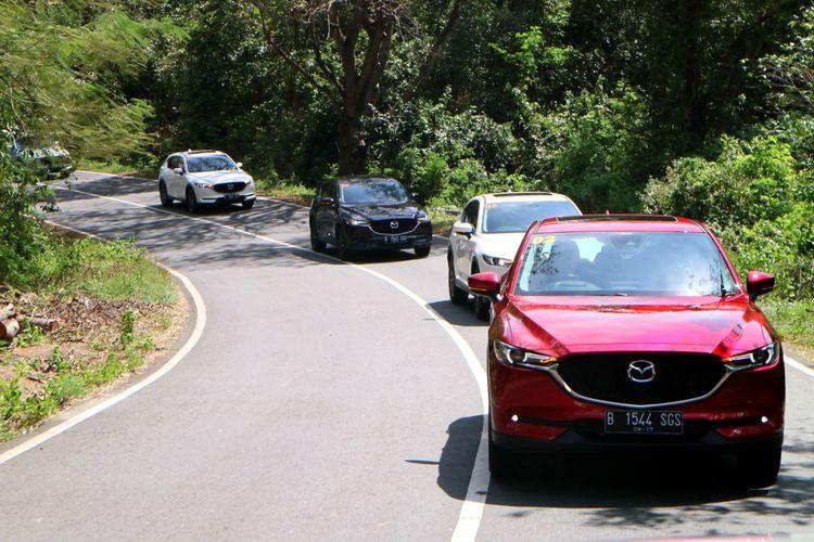 Test drive All-new Mazda CX-5.