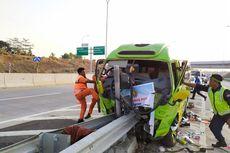 Kesaksian Juwari, Korban Selamat Minibus yang Tabrak Pembatas Jalan hingga Terbelah
