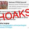 [HOAKS] Cek Nama Penerima Bantuan PPKM Rp 300.000 di subsidippkm.online