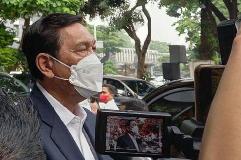 Pengacara Sebut Luhut Tak Datang Mediasi Atas Permintaan Penyidik