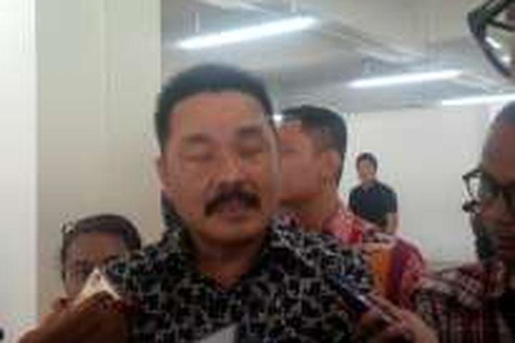 Pendiri Lion Group, Rusdi Kirana, di Jakarta, (9/8/2016)