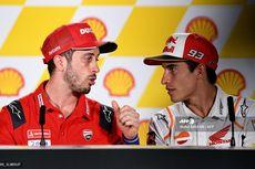 MotoGP 2020 - Jurus Ducati Merebut Posisi Marc Marquez dan Repsol Honda