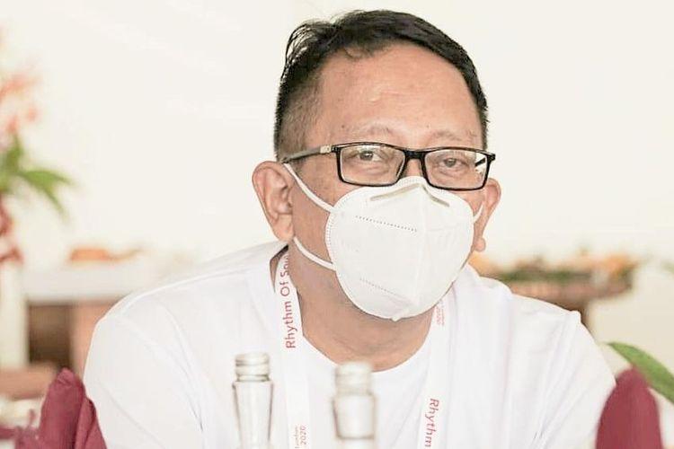 Kepala Dinas (Kadis) Pemuda Olahraga dan Pariwisata Jateng Sinoeng N Rachmadi.