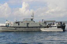 Latihan Pengamanan VVIP, Empat Kapal Perang Indonesia Dikerahkan