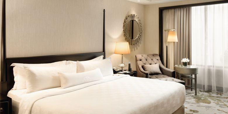 5 Hotel Bintang Lima Di Jakarta Dengan Voucer Pay Now Stay Later Harga Mulai Rp 1 Juta Halaman All Kompas Com