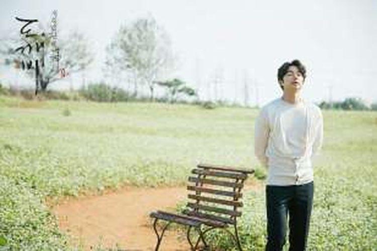 Yoo Gong bermain dalam serial televisi Goblin