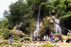Liburan ke Gunungkidul, Coba Nikmati Segarnya Air Terjun Sri Gethuk