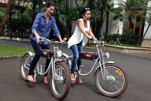 PLN Siapkan SPLU di Tempat Penitipan Sepeda