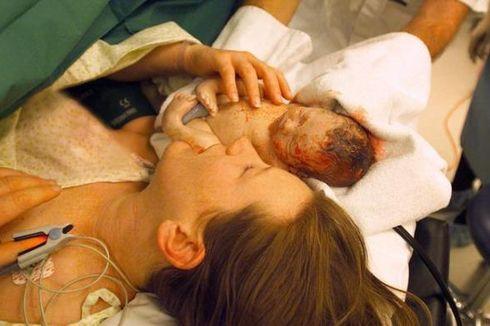 Makin Besar Bayi Saat Lahir, Makin Sehat, Benarkah?