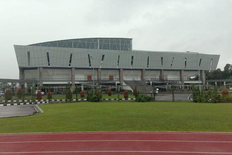 Mimika Sport Complex (MSC) salah satu venue PON XX Papua, tahun 2020.