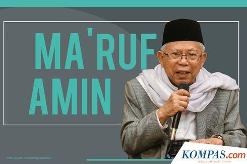 INFOGRAFIK: Profil Ma'ruf Amin