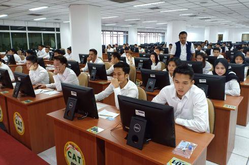 Catat, Tes SKD CPNS Hari Pertama Dilakukan 27 Januari 2020