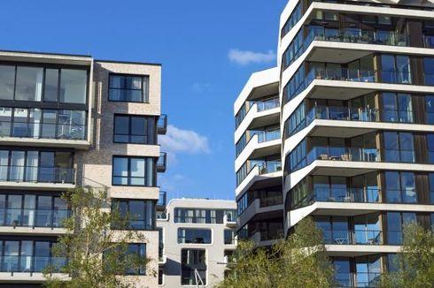 Tarif Apartemen Sewa Cenderung Stagnan