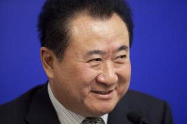 Wang Jianlin, orang terkaya China memiliki harta senilai lebih dari Rp 147 triliun.