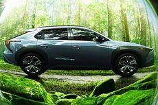 Subaru Ungkap Wujud SUV Listrik Solterra Kembaran Toyota bZ4X