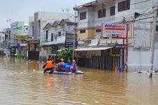 Pemegang Polis Korban Banjir Segera Lapor ke Asuransi