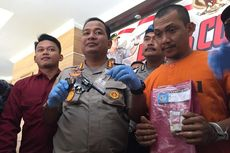 Bawa Sabu dan Senjata Api Rakitan, Pria di Bali Ditangkap