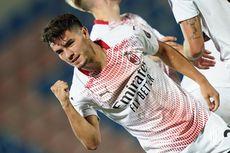 Crotone Vs Milan, Gol Perdana Brahim Diaz Warnai Kemenangan Rossoneri