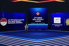 Tol Layang AP Pettarani Menang Penghargaan Internasional Kategori