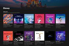 Spotify Kini Hadirkan Hub Disney