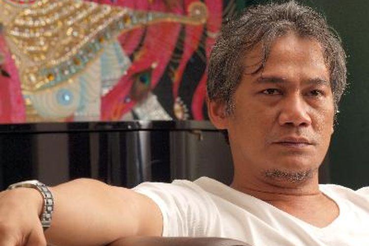 Tyo Pakusadewo, aktor film penerima piala citra pemeran utama pria terbaik FFI tahun 2009.