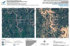 Potret Banjir Luwu Utara dari Pengamatan Citra Satelit Lapan