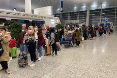[BERITA FOTO] Proses Penjemputan hingga Pemberangkatan WNI dari Wuhan ke Indonesia