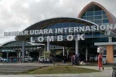 Kabel Navigasi Bandara Internasional Lombok Dicuri