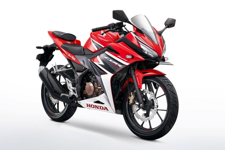 Honda CBR150R Racing Red