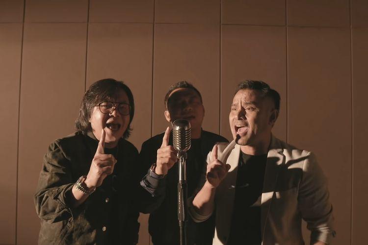 Trio Lanjud: Ari Lasso, Anang, dan Judika