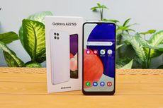 Review Samsung Galaxy A22 5G, Baterai Awet untuk Pemakaian Sehari-hari