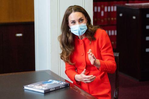 Buku Kate Middleton Tembus Daftar