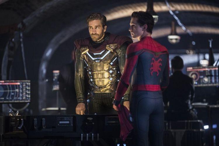 Jake Gyllenhaal berperan sebagai Mysterio dalam film Spider-Man: Far From Home.