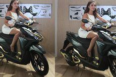 Paket Aksesori Resmi untuk Skutik Premium Honda