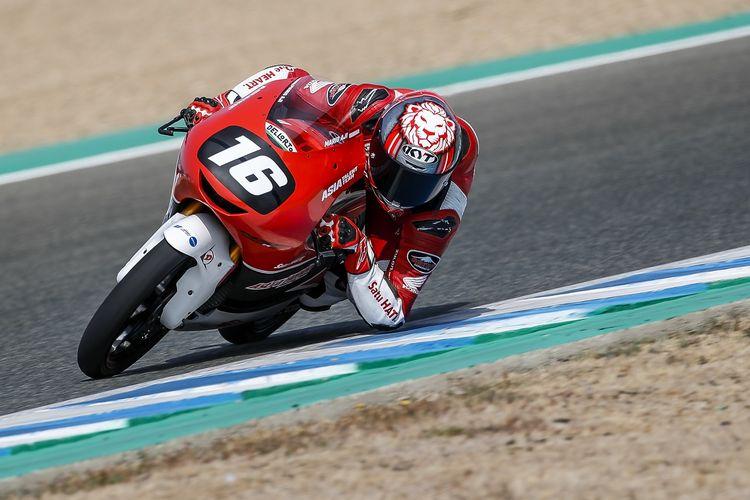 Mario Suryo Aji CEV Moto3 2021