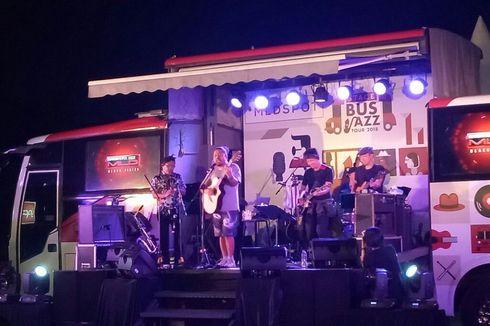 Surat Is Pusakata untuk Payung Teduh di Panggung Java Jazz 2018