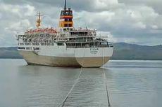 Kapal Kandas, 587 Penumpang KM Tidar Tujuan Ambon Dievakuasi