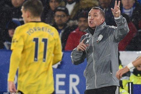 Brendan Rodgers Resmi bersama Leicester City hingga 2025