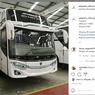 Bus Tambang Baru dari Adiputro, Pakai Sasis Scania