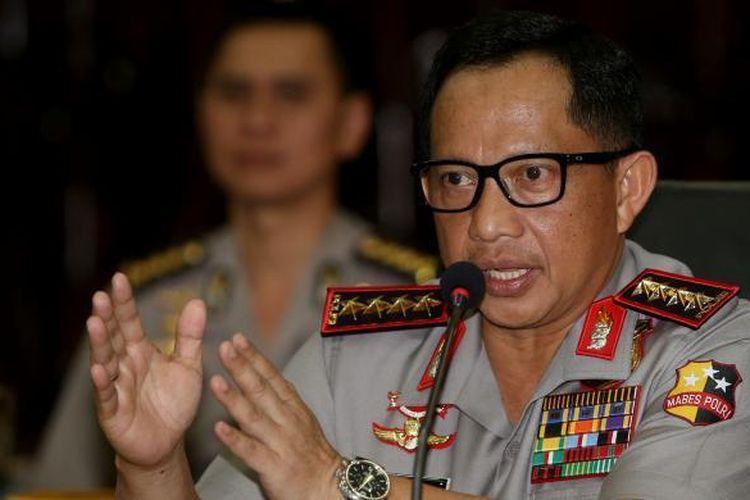 Kepala Polri Jenderal Tito Karnavian