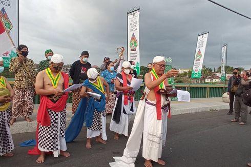 Dukung Densus 88 Tetap Ada, Warga Yogyakarta Larung Buto Cakil