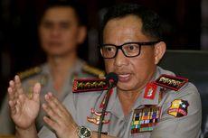 Kapolri Berterima Kasih kepada DPR atas Pengesahan UU Antiterorisme