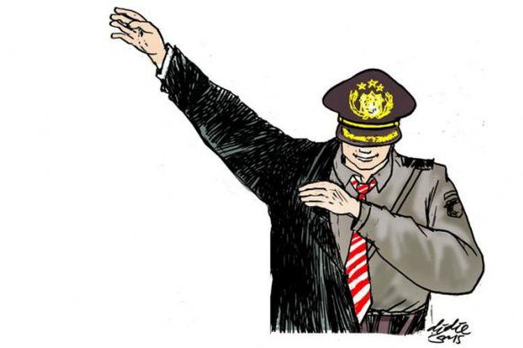 Image result for Pilih Jadi Tukang Ojek, Perwira Polisi ini Dipecat