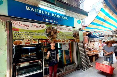 Ada Warteg di Makau, Cocok untuk Turis Indonesia yang Kangen Sambal