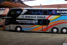 PO Rosalia Indah, Awalnya Travel hingga Punya Banyak Bus Tingkat, Restoran dan SPBU