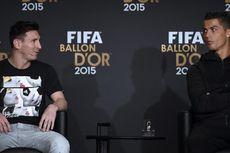 Lionel Messi Lebih Mahal daripada Cristiano Ronaldo