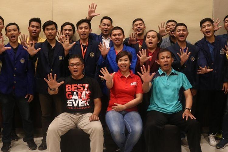Tahun ini, kota Bandung menjadi tuan rumah putaran final yang berlangsung di GOR Tri Lomba Juang  pada 16-23 Mei 2017.